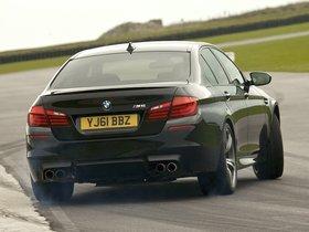 Ver foto 19 de BMW M5 Saloon UK 2011