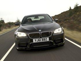Ver foto 18 de BMW M5 Saloon UK 2011