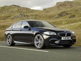 Ver foto 17 de BMW M5 Saloon UK 2011