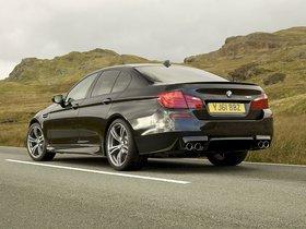 Ver foto 16 de BMW M5 Saloon UK 2011