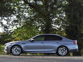 Ver foto 15 de BMW M5 Saloon UK 2011