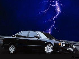 Ver foto 9 de BMW M5 Sedan E34 1988