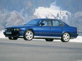 Ver foto 7 de BMW M5 Sedan E34 1988