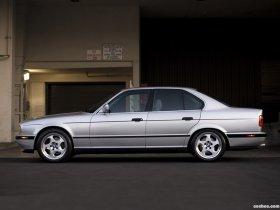 Ver foto 4 de BMW M5 Sedan E34 1988