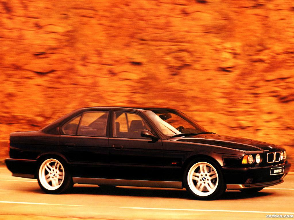 Foto 1 de BMW M5 Sedan E34 1994
