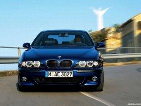 Ver foto 12 de BMW M5 Sedan E39 1998