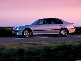 Ver foto 11 de BMW M5 Sedan E39 1998