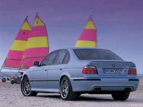 Ver foto 9 de BMW M5 Sedan E39 1998