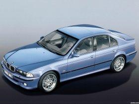 Ver foto 7 de BMW M5 Sedan E39 1998