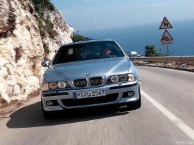Ver foto 5 de BMW M5 Sedan E39 1998