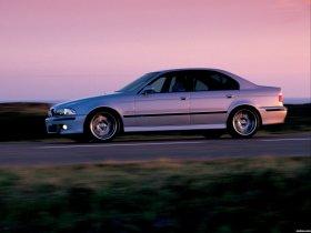 Ver foto 21 de BMW M5 Sedan E39 1998