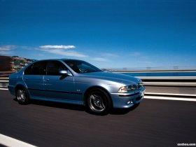 Ver foto 2 de BMW M5 Sedan E39 1998