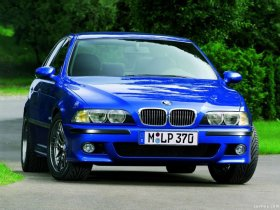 Fotos de BMW M5 Sedan E39 1998