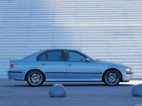 Ver foto 20 de BMW M5 Sedan E39 1998