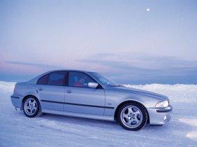 Ver foto 19 de BMW M5 Sedan E39 1998