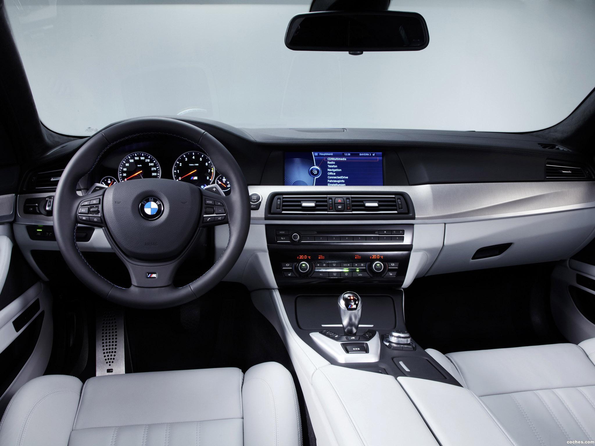 Foto 29 de BMW M5 Sedan F10 2011