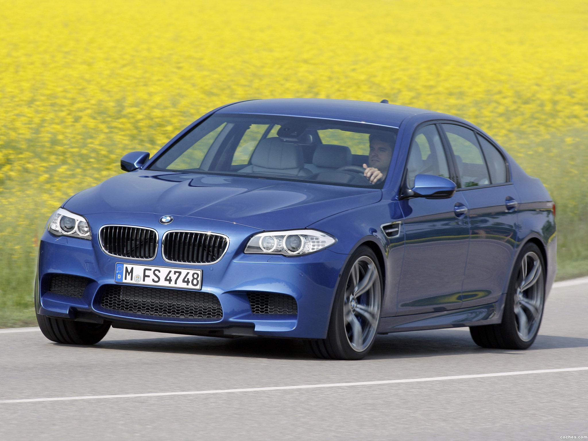 Foto 20 de BMW M5 Sedan F10 2011