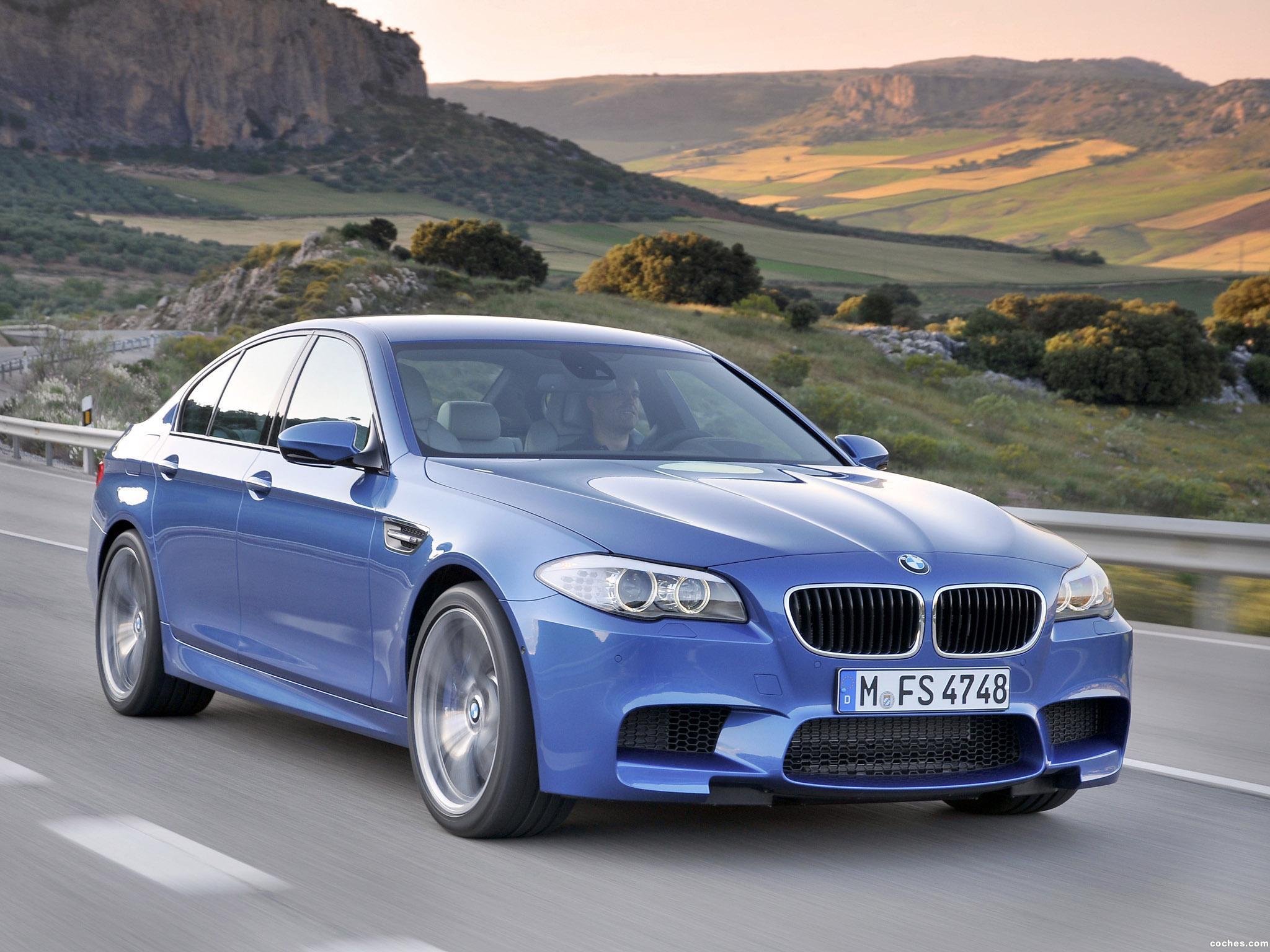 Foto 17 de BMW M5 Sedan F10 2011