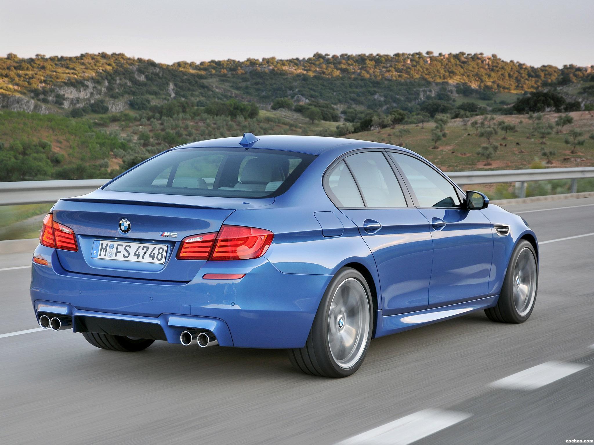 Foto 16 de BMW M5 Sedan F10 2011