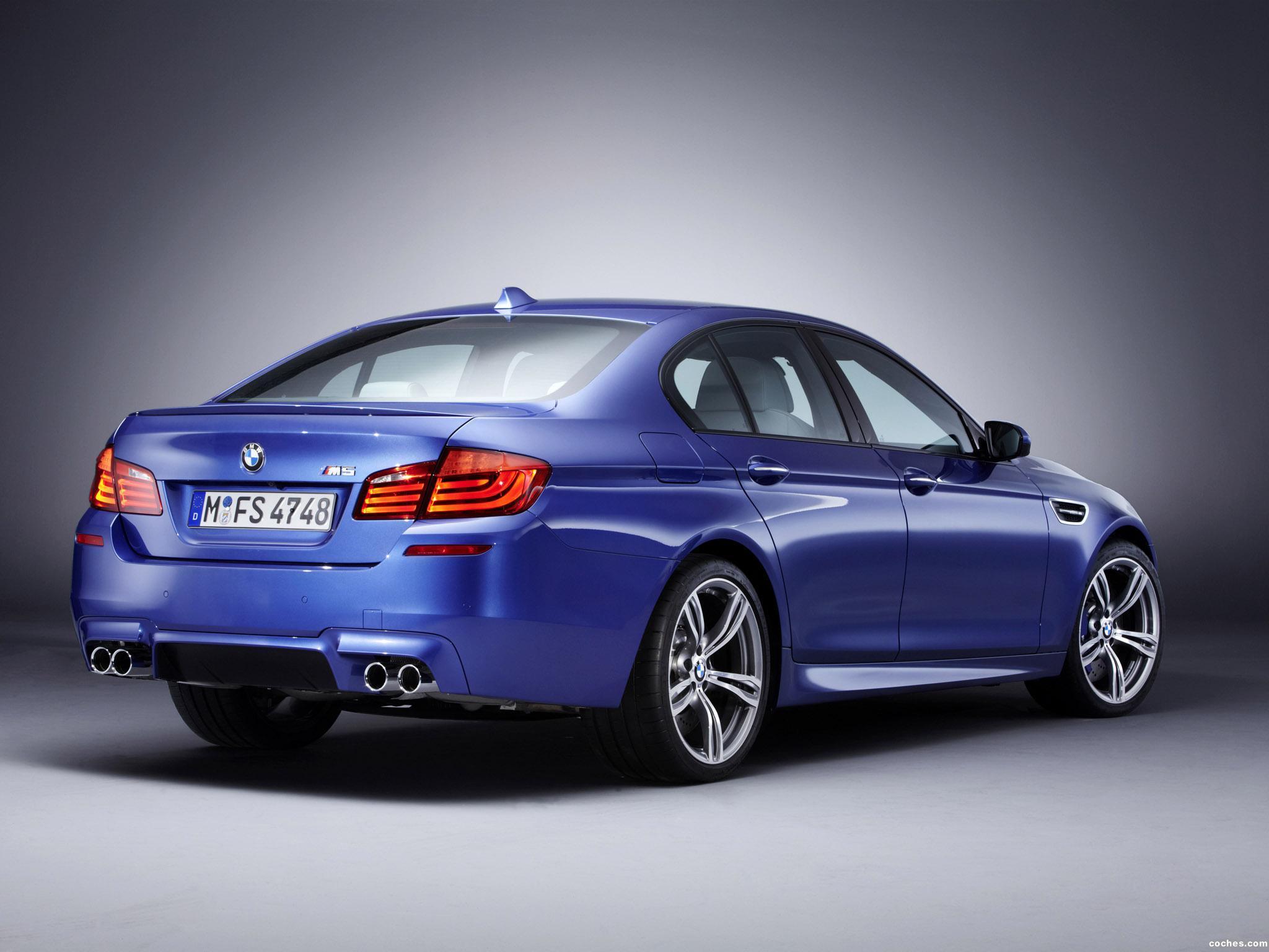 Foto 15 de BMW M5 Sedan F10 2011