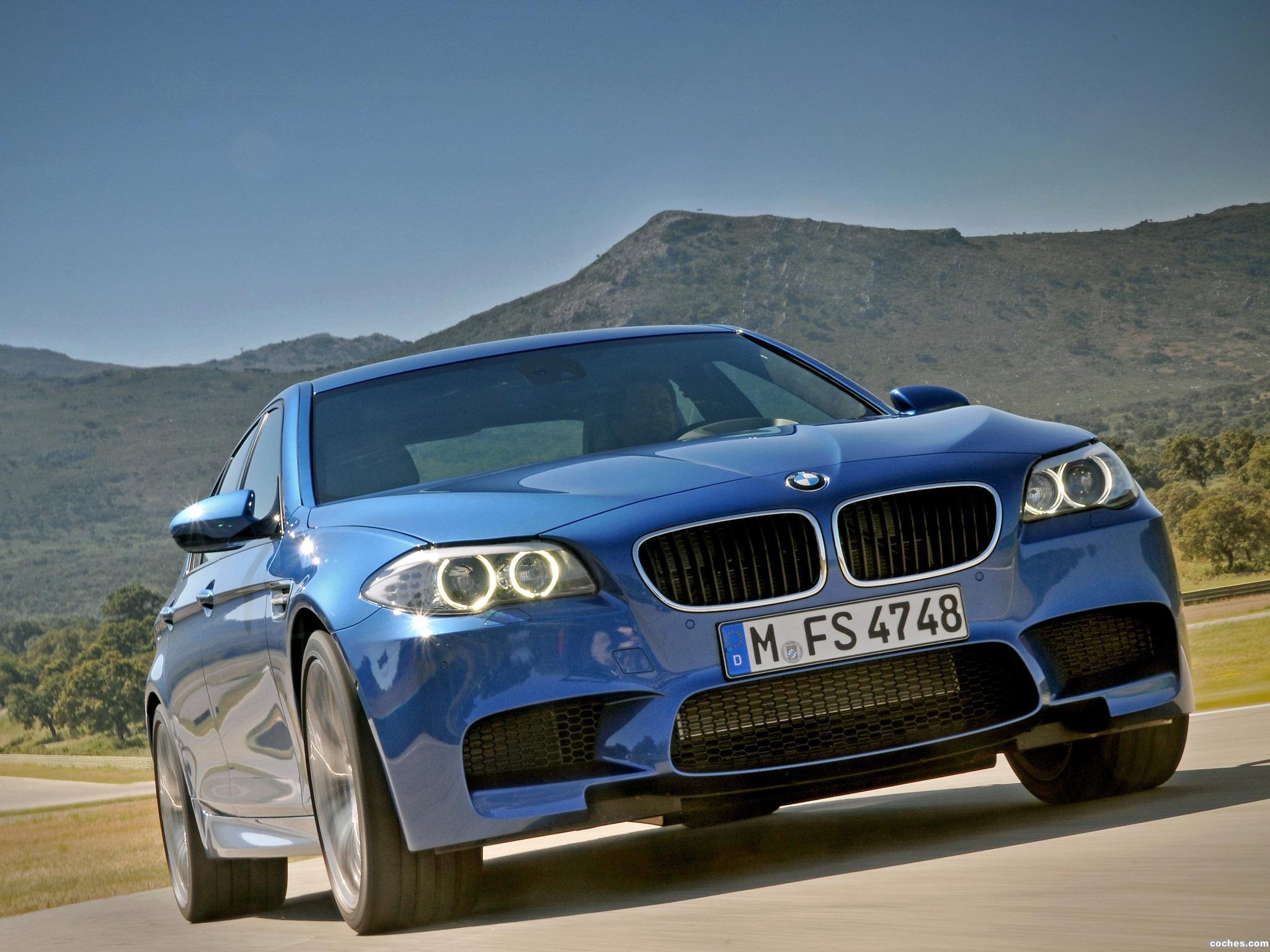 Foto 14 de BMW M5 Sedan F10 2011