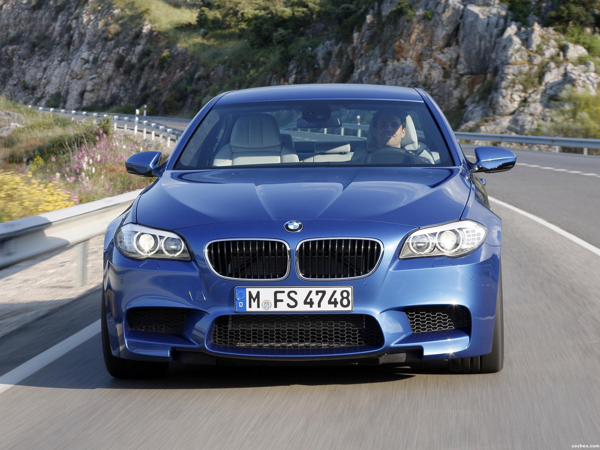 Foto 13 de BMW M5 Sedan F10 2011