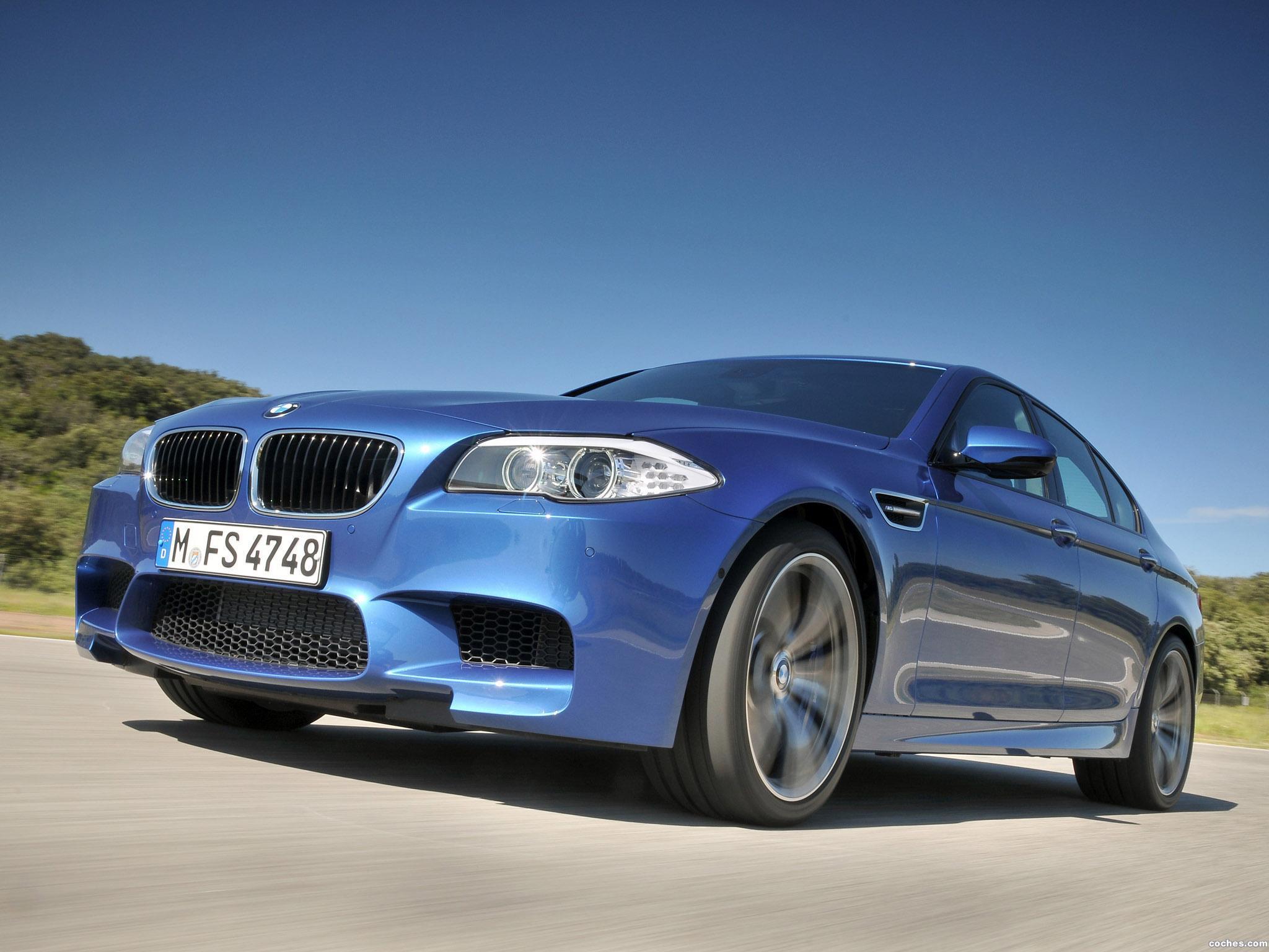Foto 10 de BMW M5 Sedan F10 2011