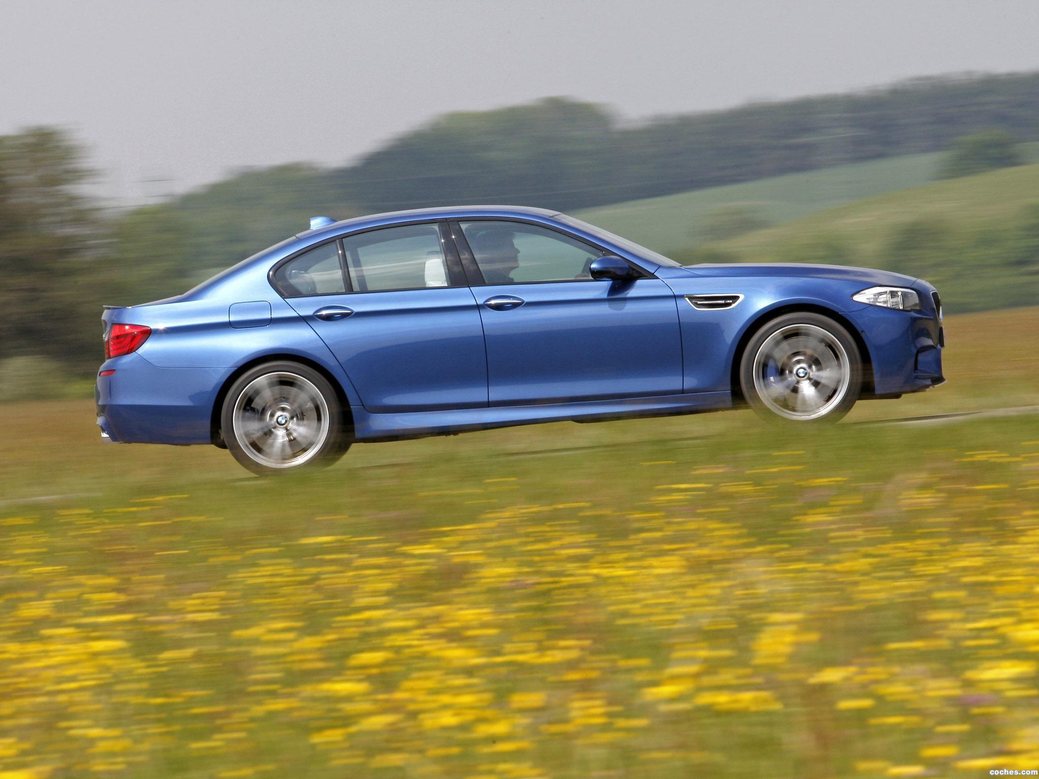 Foto 7 de BMW M5 Sedan F10 2011