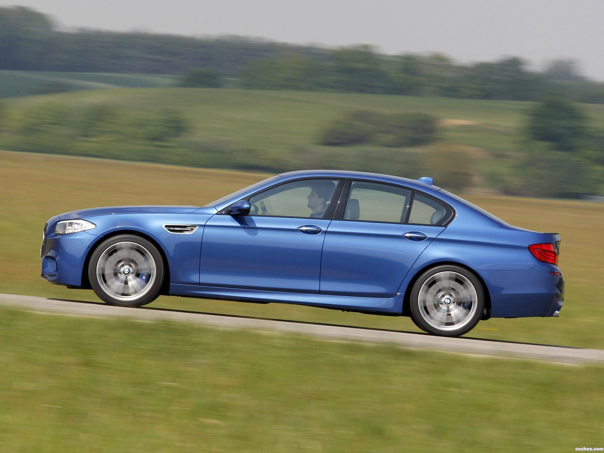 Foto 6 de BMW M5 Sedan F10 2011