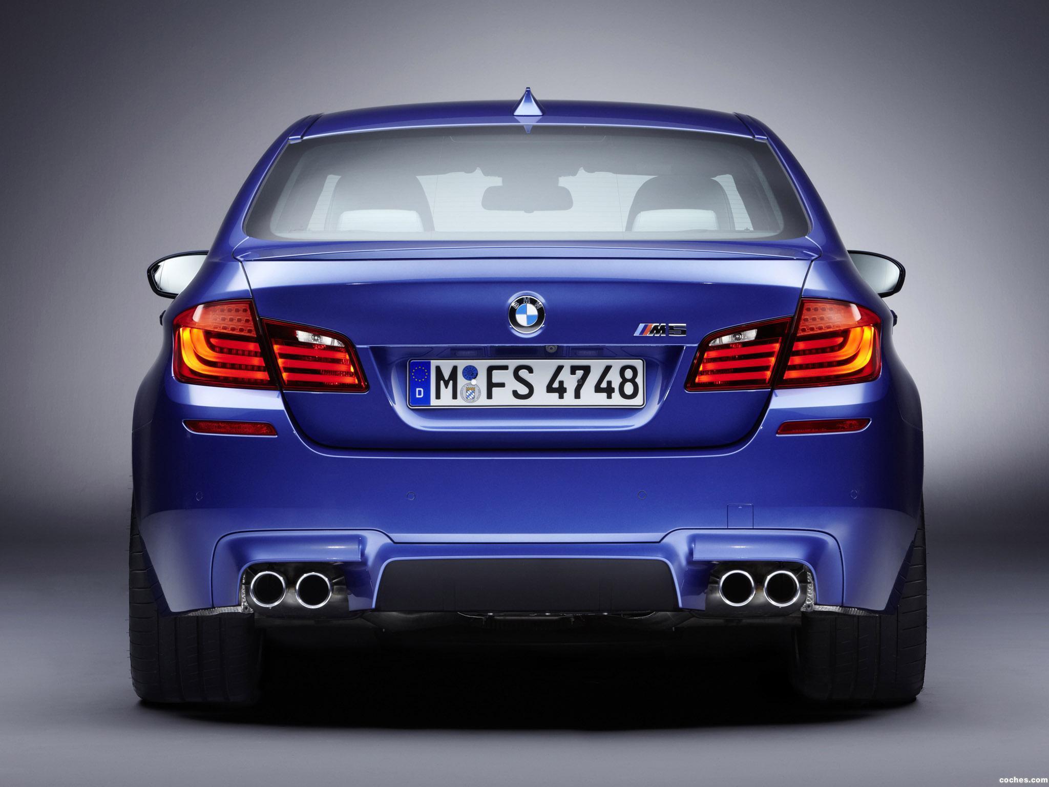 Foto 5 de BMW M5 Sedan F10 2011