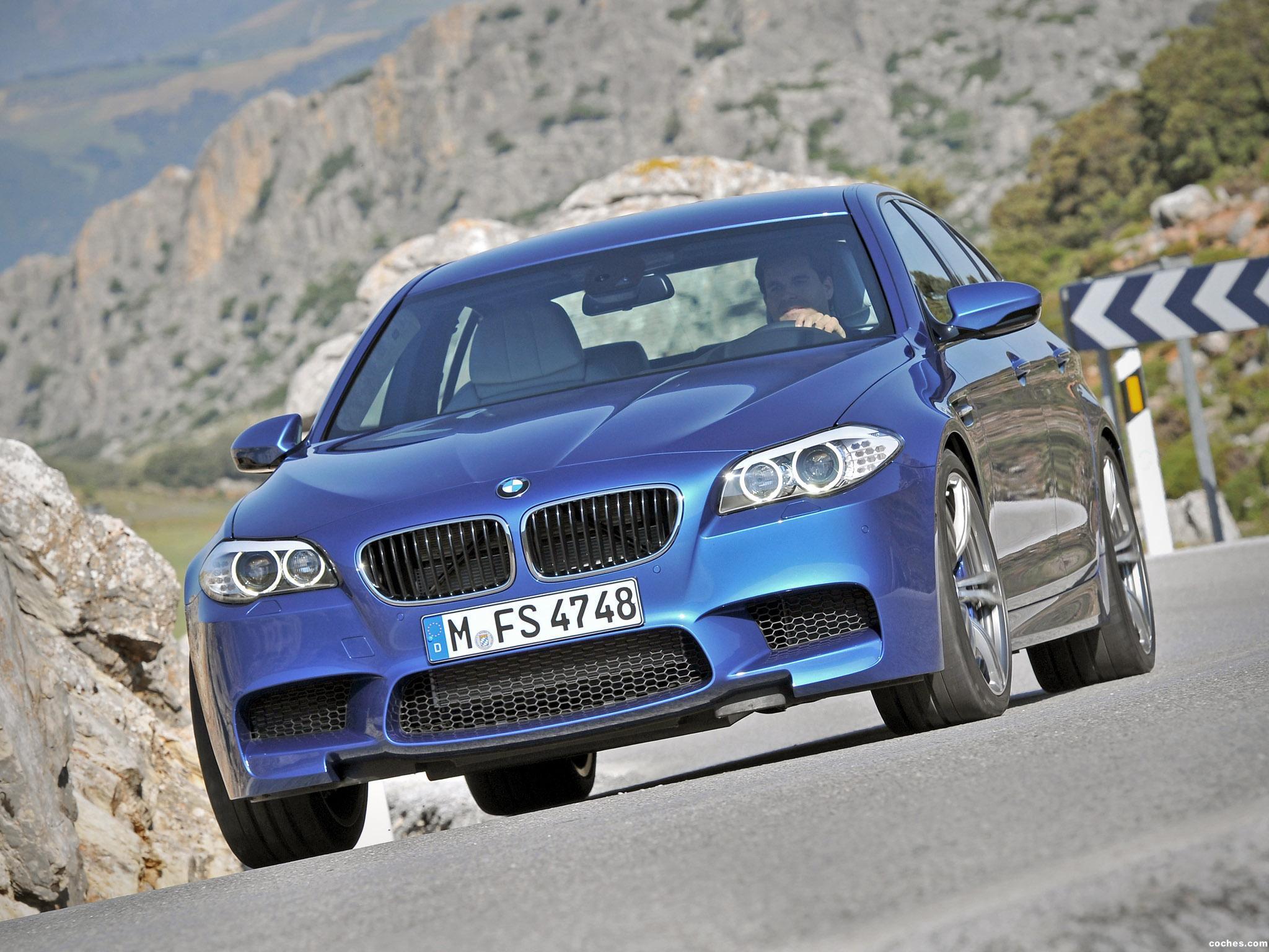 Foto 3 de BMW M5 Sedan F10 2011