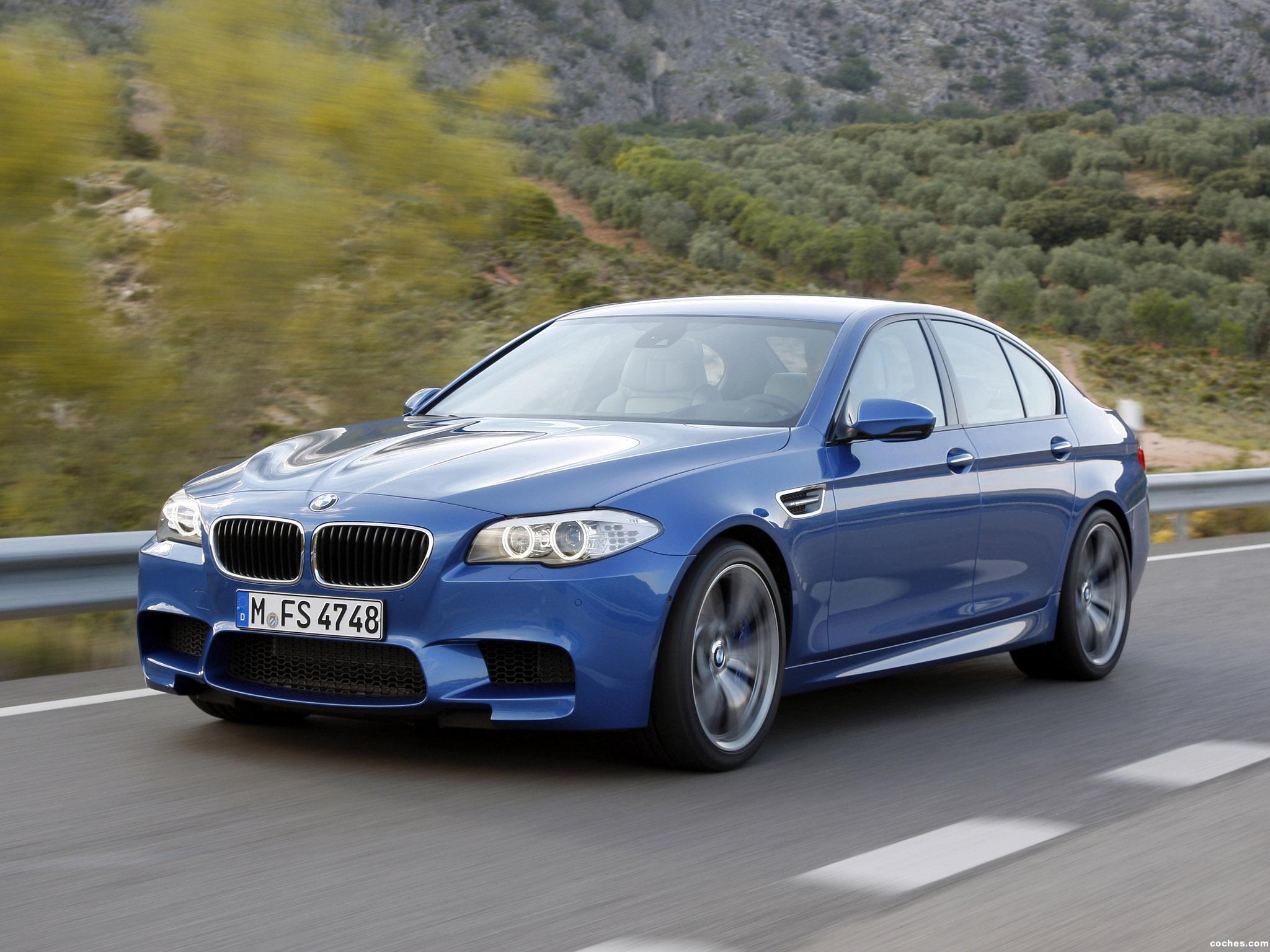 Foto 0 de BMW M5 Sedan F10 2011