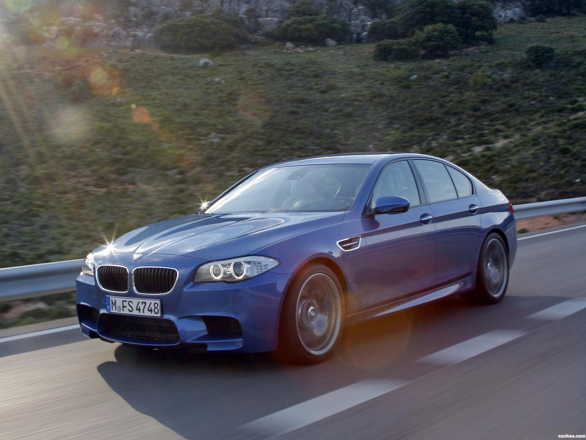 Foto 43 de BMW M5 Sedan F10 2011