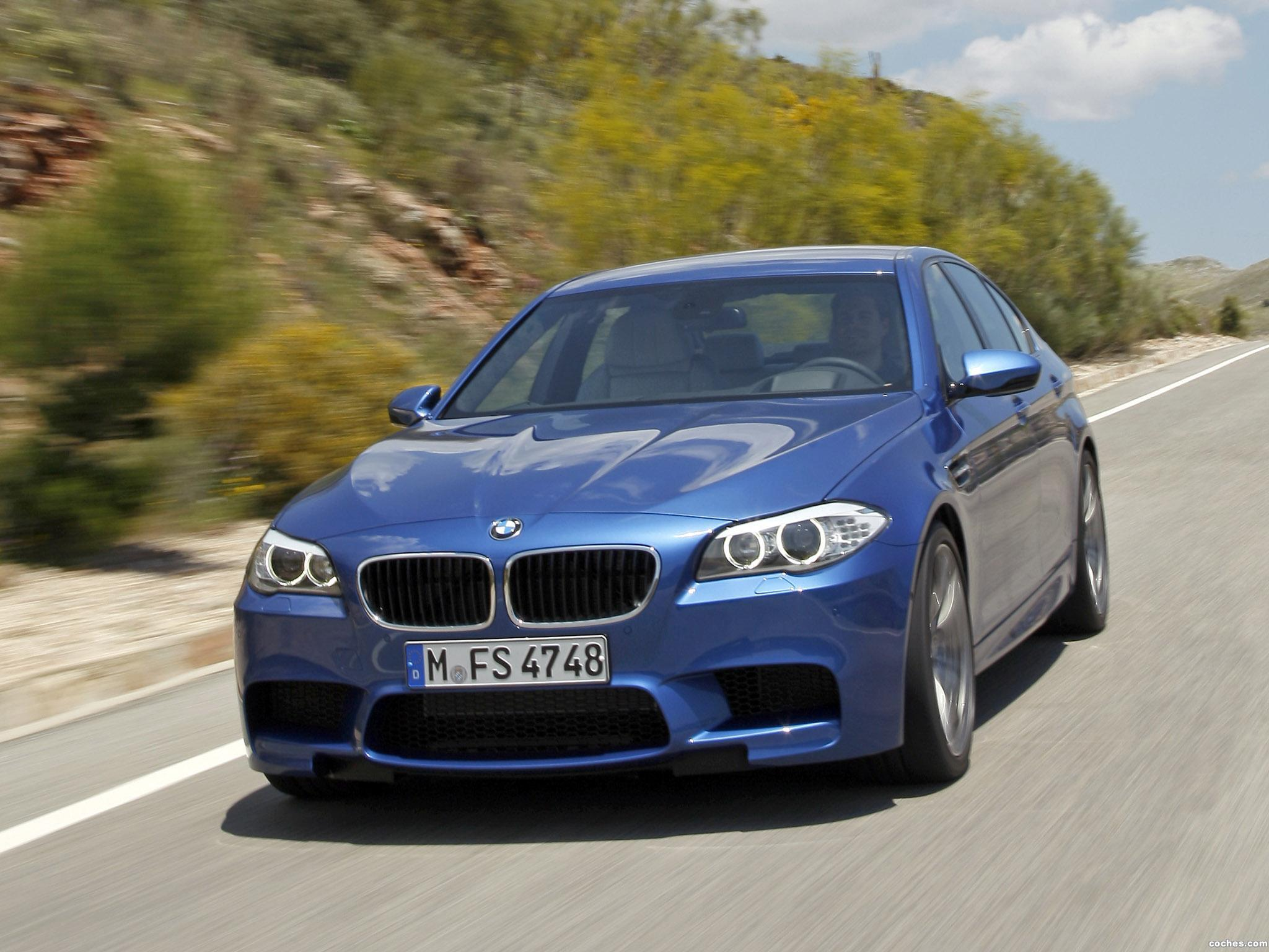 Foto 42 de BMW M5 Sedan F10 2011
