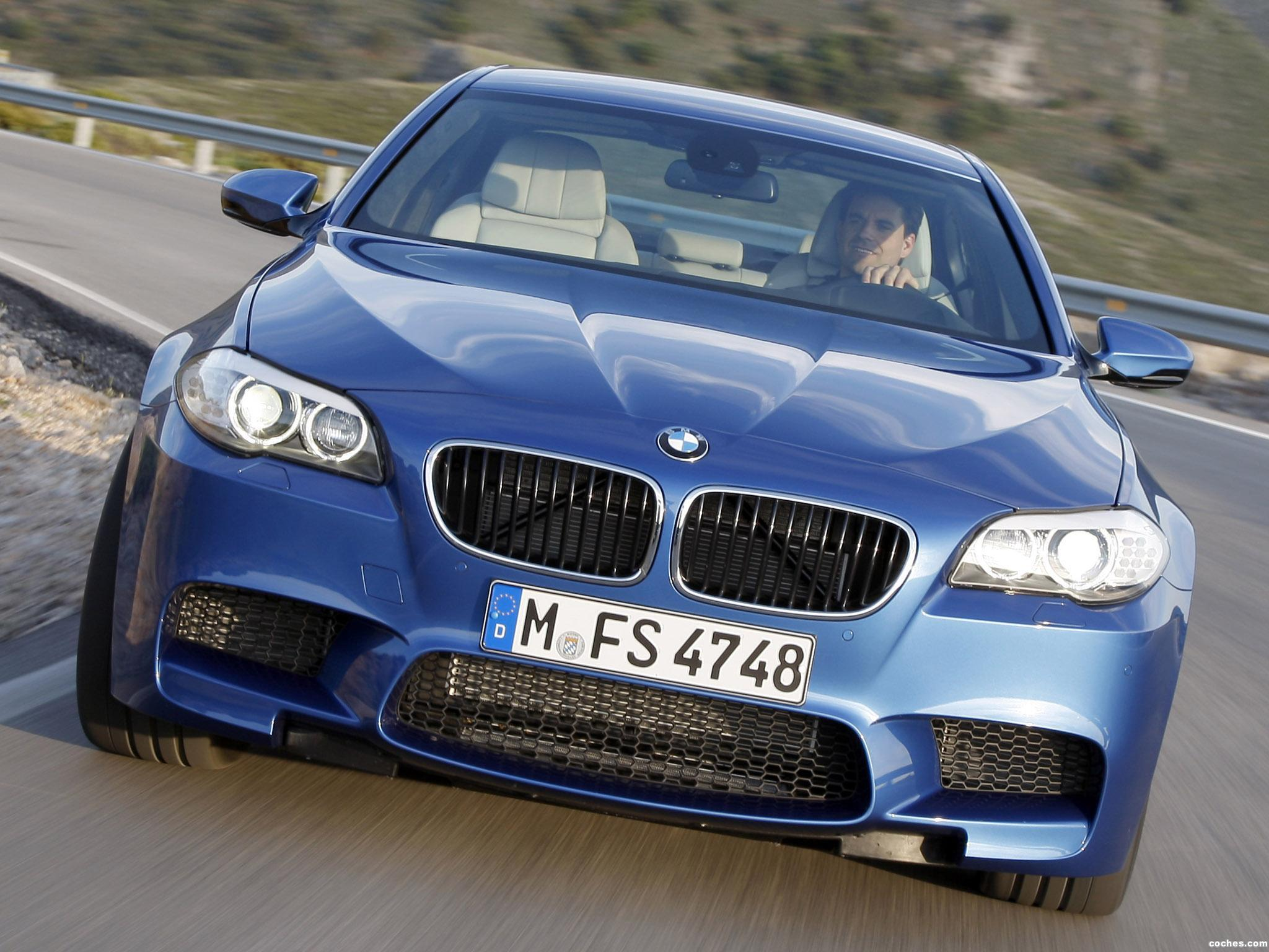 Foto 41 de BMW M5 Sedan F10 2011
