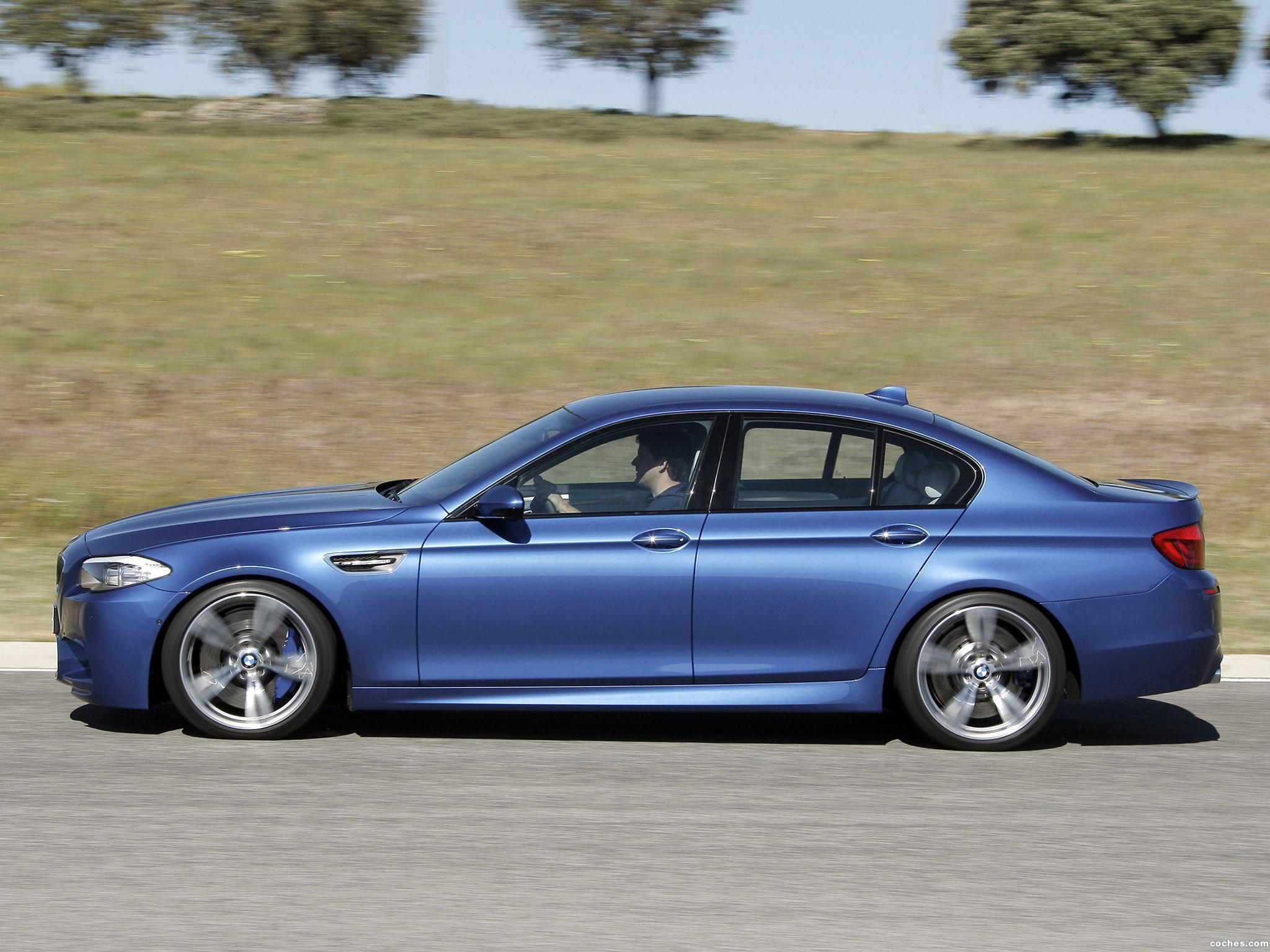 Foto 40 de BMW M5 Sedan F10 2011
