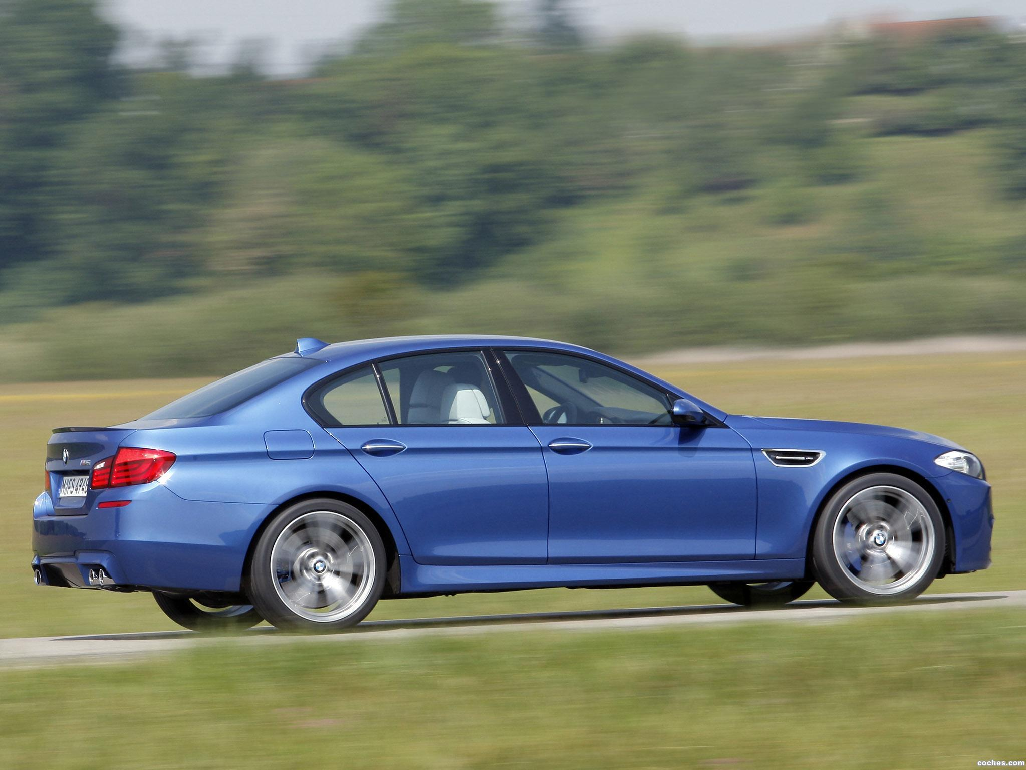 Foto 38 de BMW M5 Sedan F10 2011