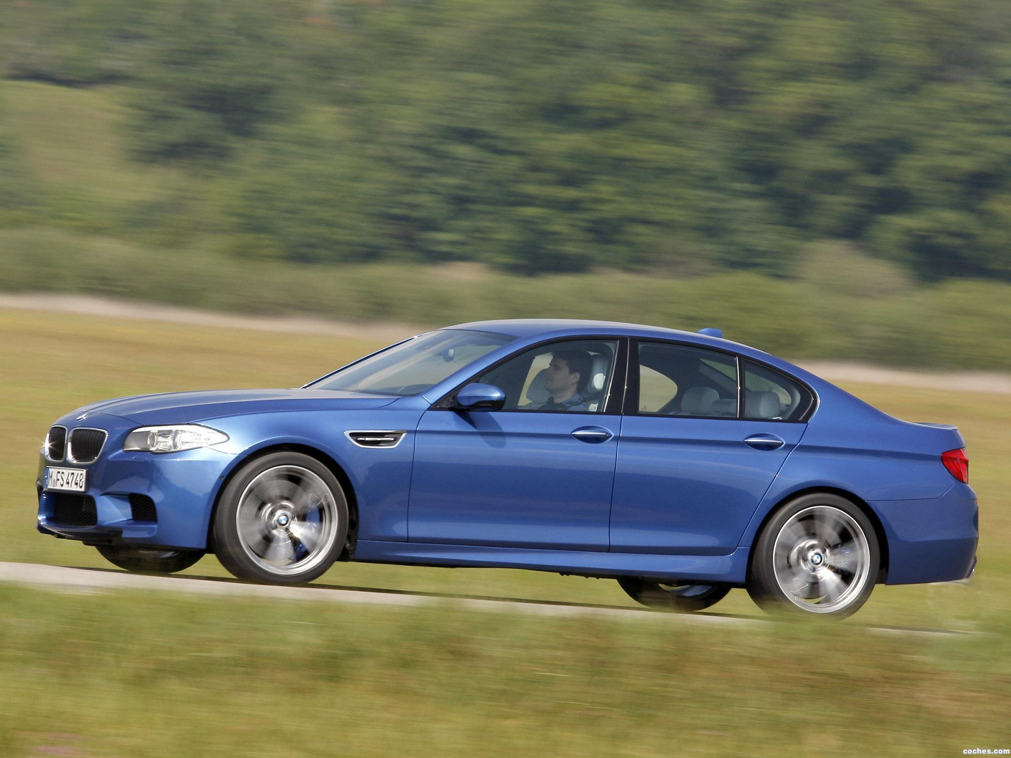 Foto 37 de BMW M5 Sedan F10 2011