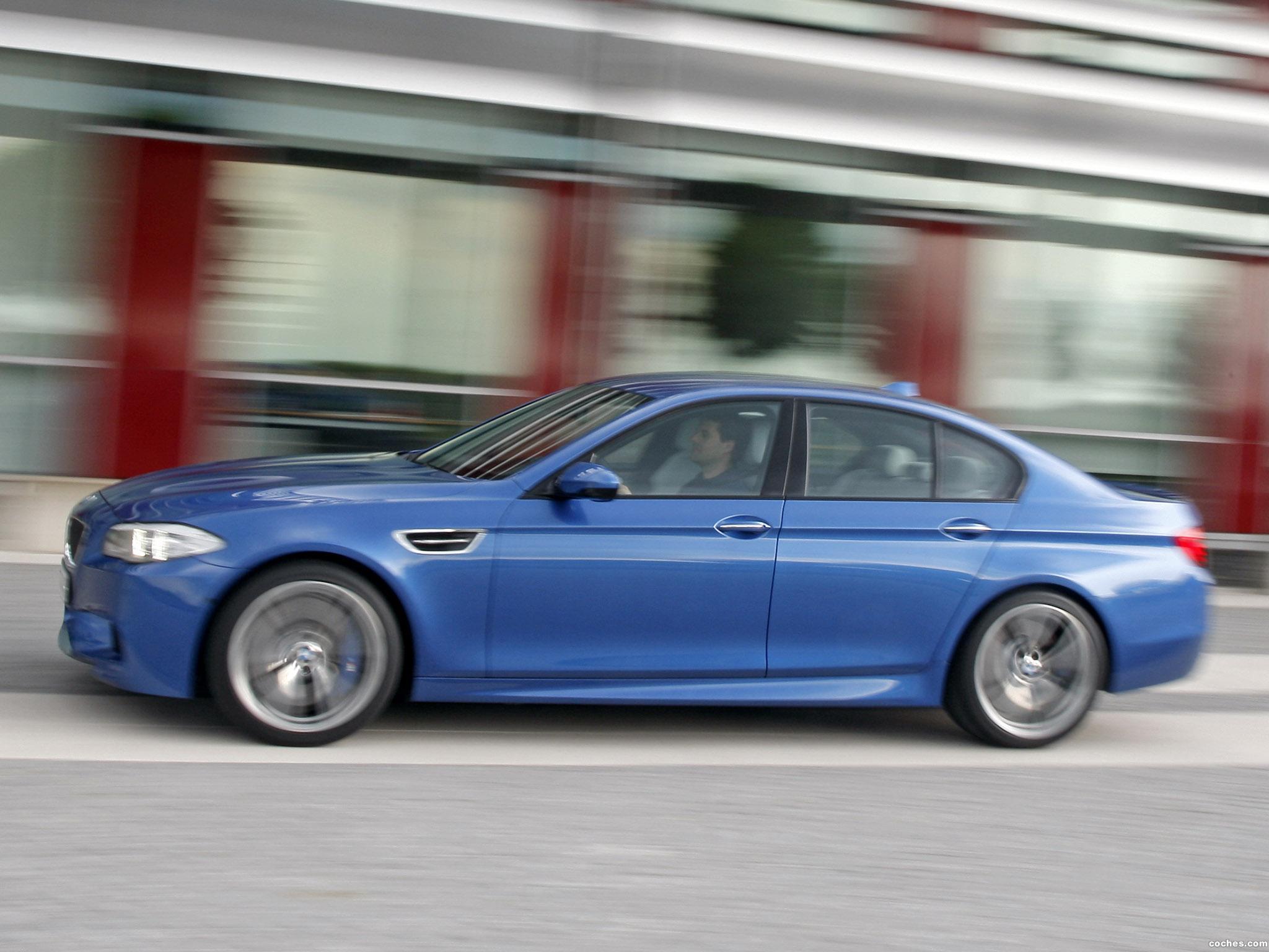 Foto 35 de BMW M5 Sedan F10 2011