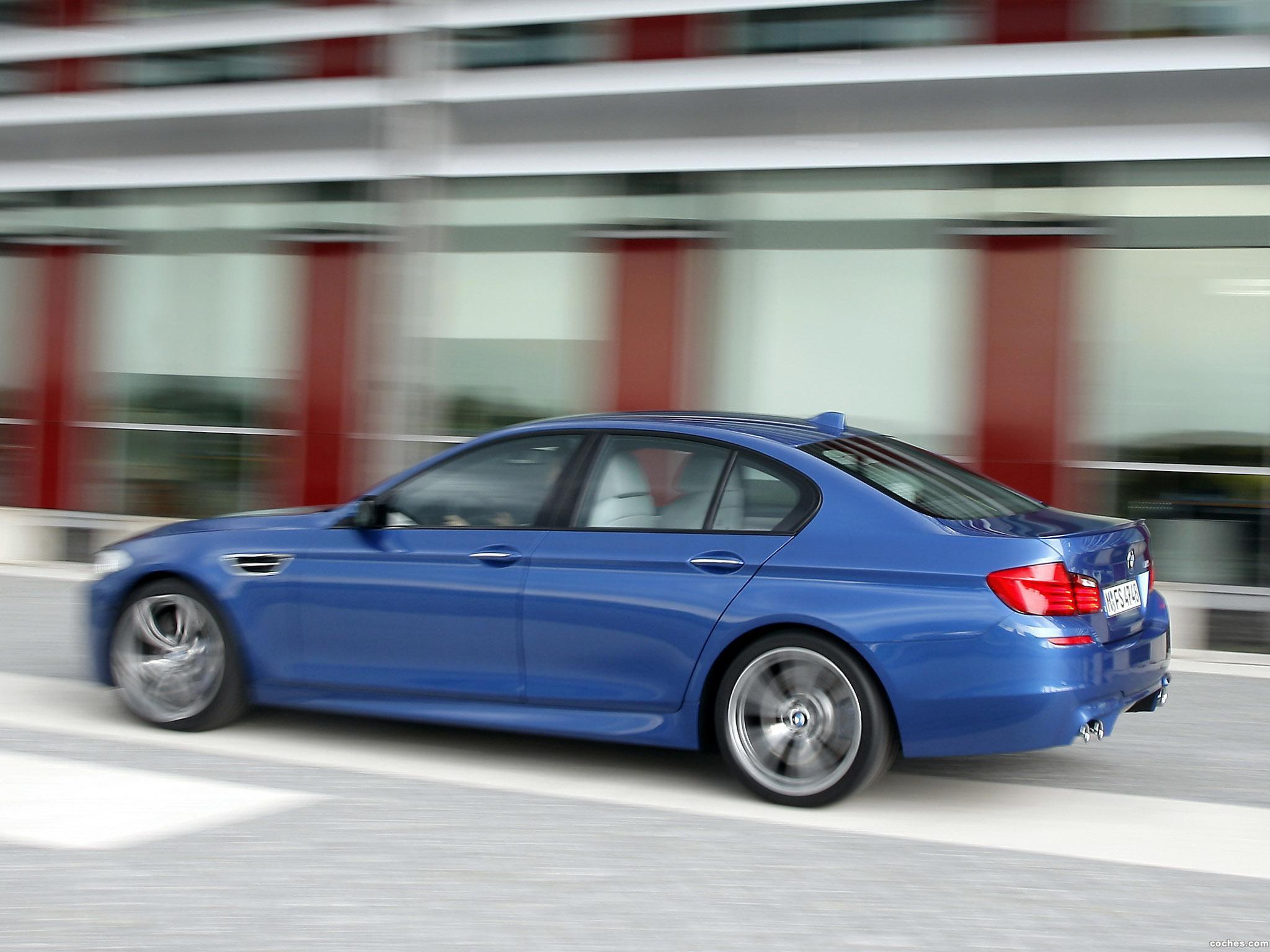 Foto 34 de BMW M5 Sedan F10 2011