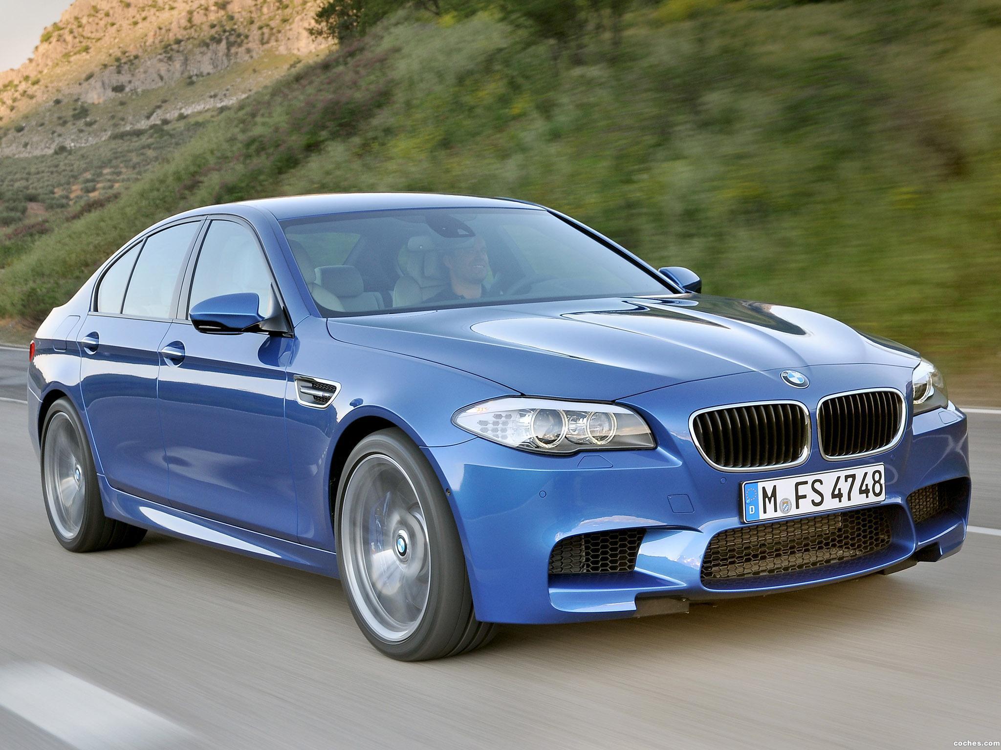 Foto 31 de BMW M5 Sedan F10 2011