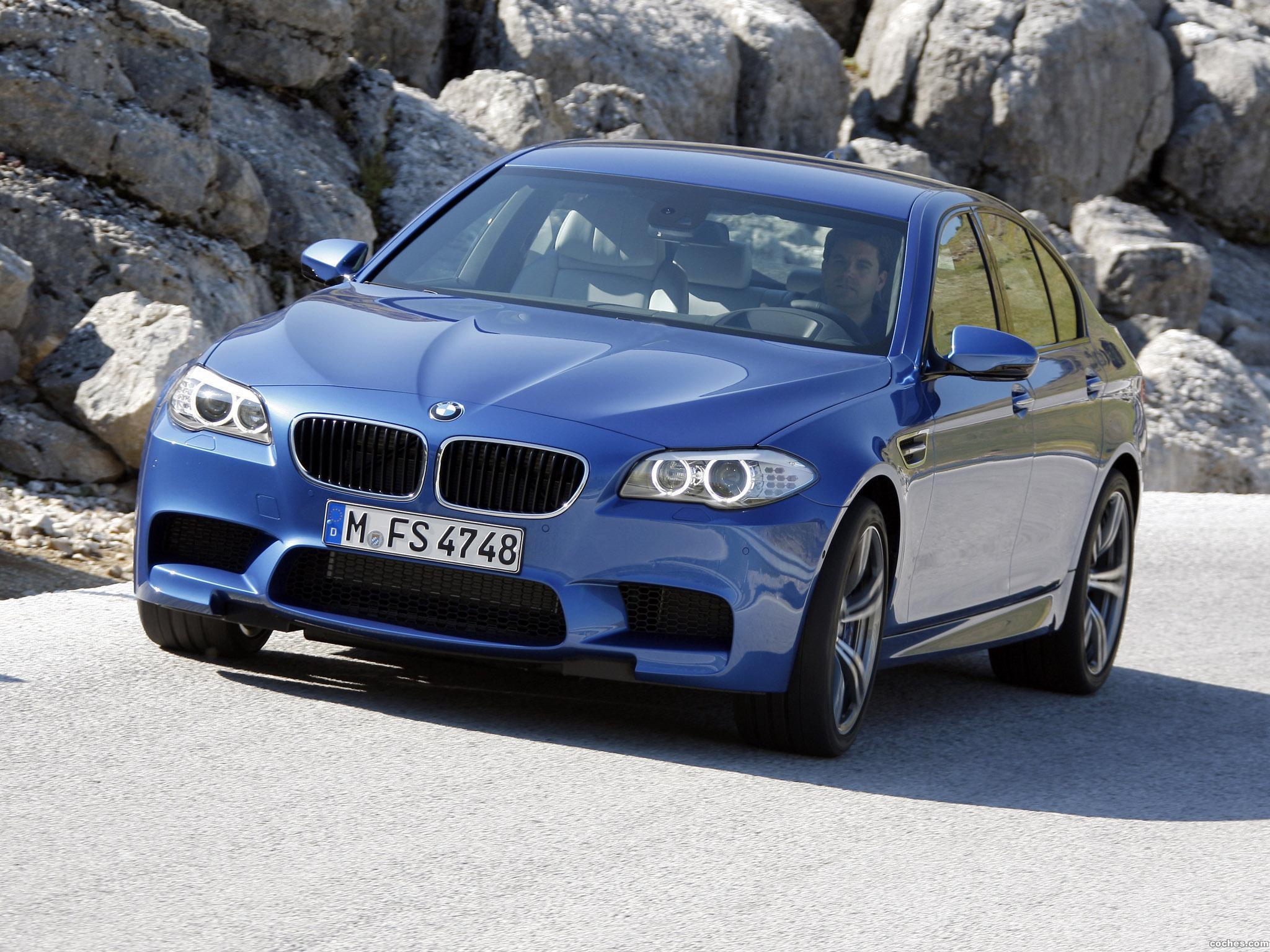 Foto 23 de BMW M5 Sedan F10 2011