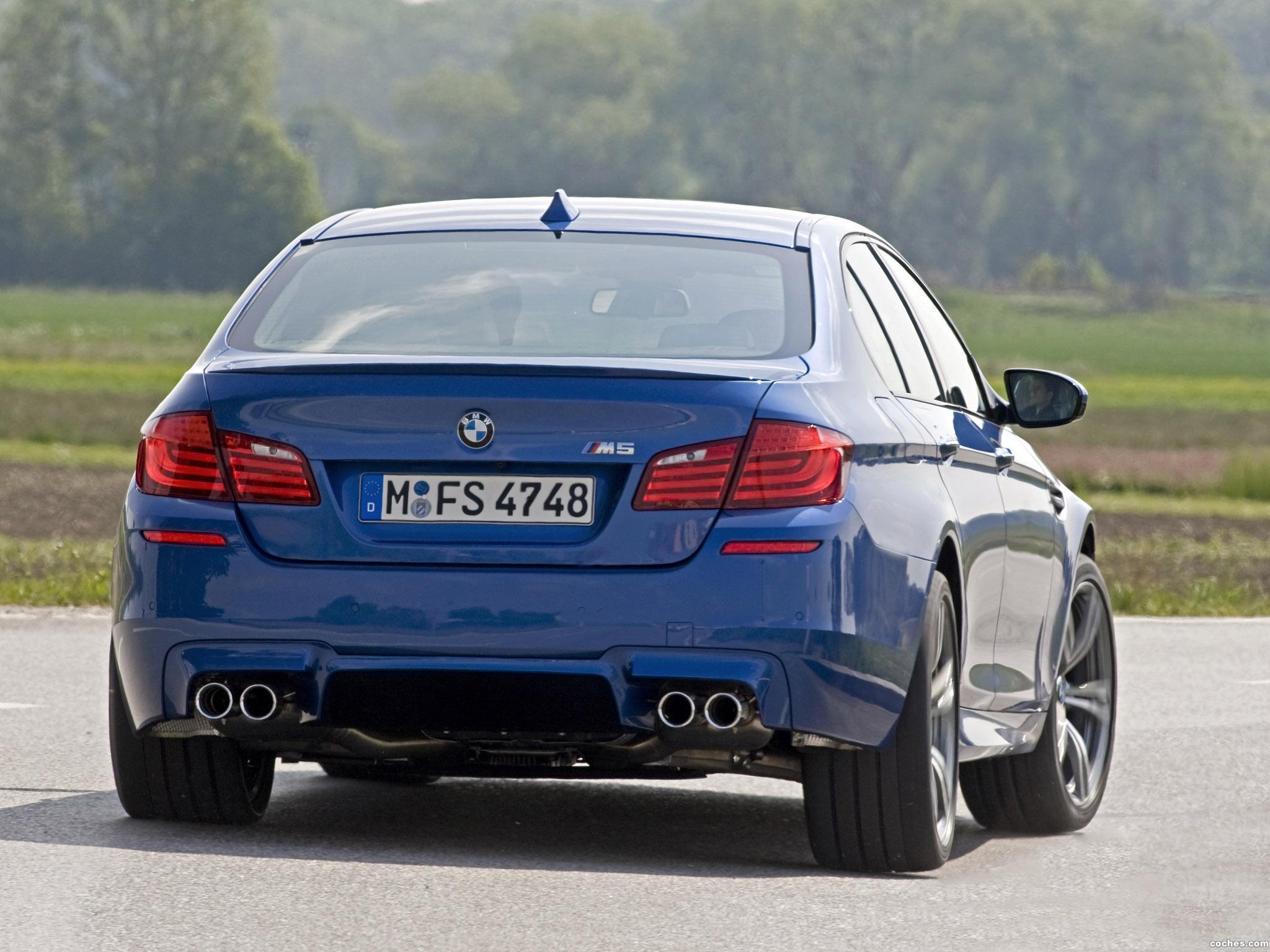Foto 22 de BMW M5 Sedan F10 2011