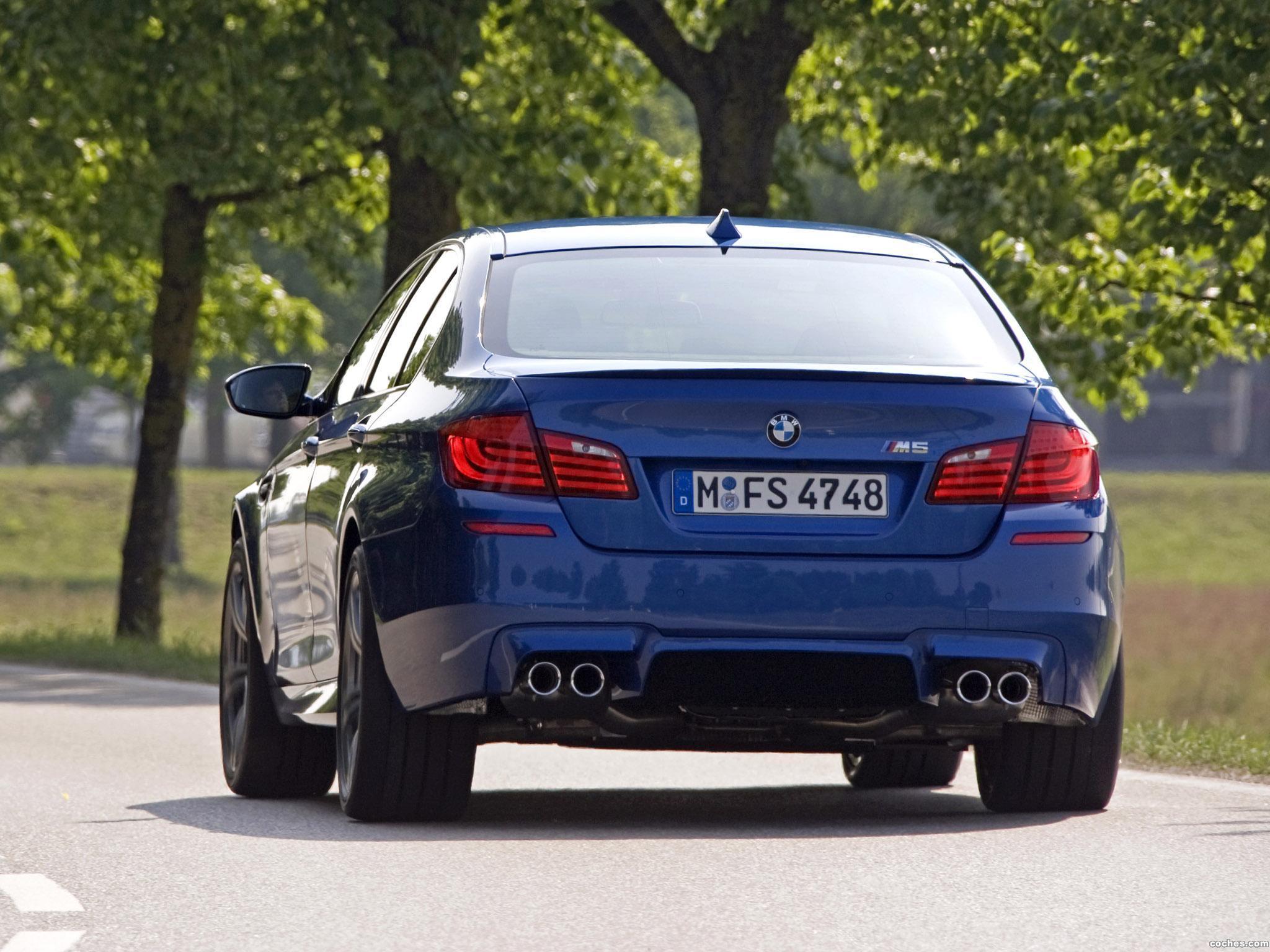 Foto 21 de BMW M5 Sedan F10 2011