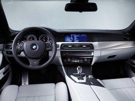 Ver foto 30 de BMW M5 Sedan F10 2011