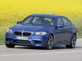 Ver foto 21 de BMW M5 Sedan F10 2011