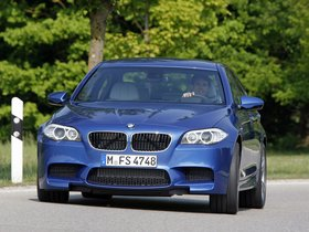 Ver foto 20 de BMW M5 Sedan F10 2011