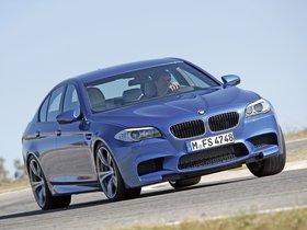 Ver foto 19 de BMW M5 Sedan F10 2011