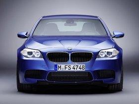 Ver foto 10 de BMW M5 Sedan F10 2011