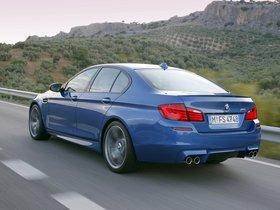Ver foto 9 de BMW M5 Sedan F10 2011